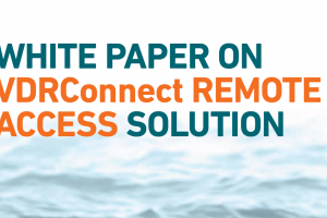New white paper on VDRConnect remote access solution