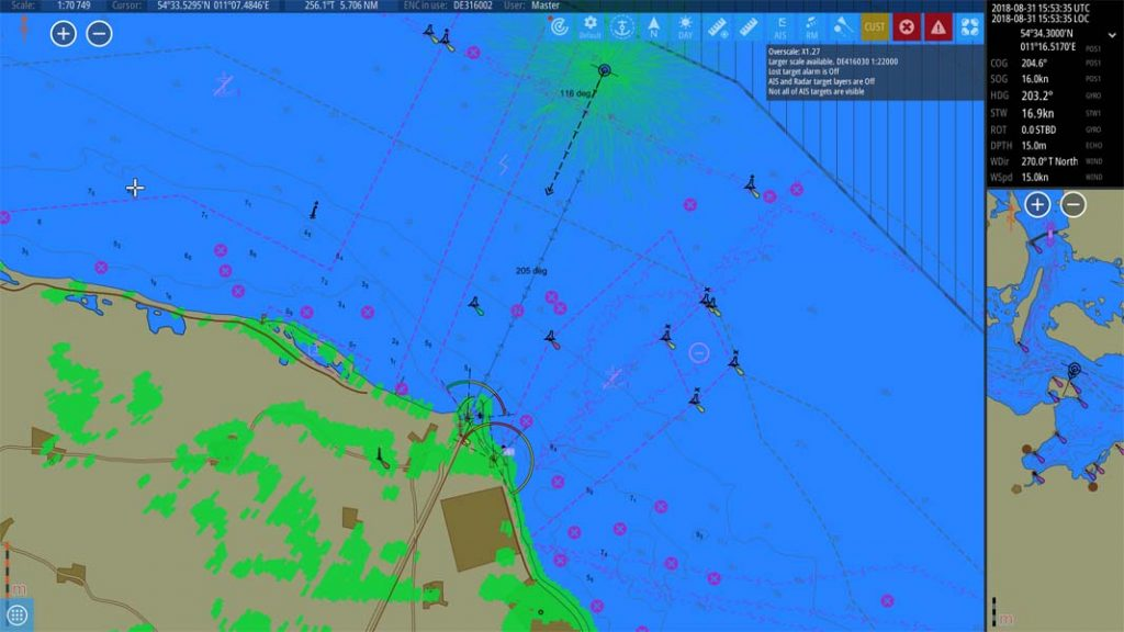 New ECDIS Enhancements and Type Approvals